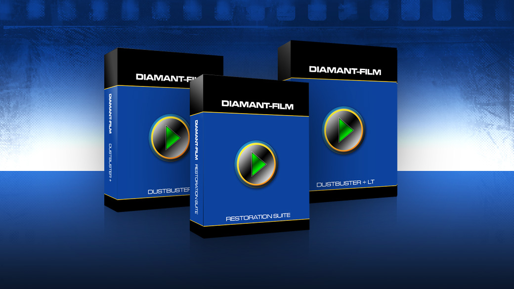 DIAMANT-Film Restoration V9 is now available